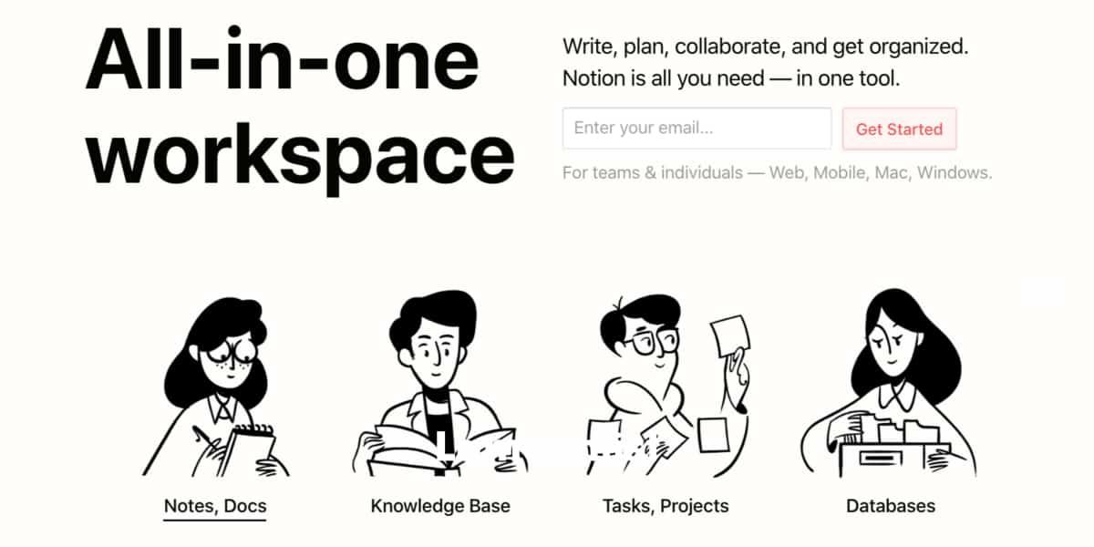 รู้จัก Notion ซอฟต์แวร์จดโน้ต จัดการงาน วางแผนต่างๆ ได้ครบจบในตัวเดียว