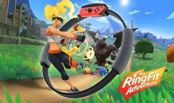 รีวิว Ringfit เกมออกกำลังกายอันโด่งดังบน Nintendo Switch!