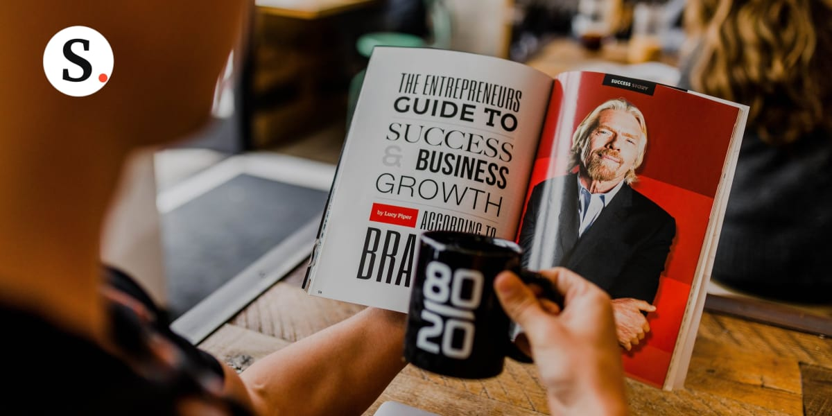 เซอร์ ริชาร์ด แบรนสัน จากคนอ่านเขียนไม่ได้ สู่การเป็นผู้ก่อตั้ง Virgin Group